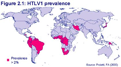 HTLV-1 in Papua New Guinea | Microbiology and Infectious ...